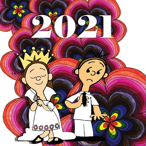 2021 CD Calendar