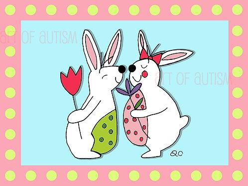 18-003 Bunny Love