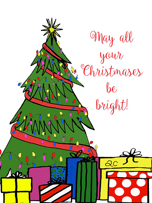 16-019 Bright Christmases