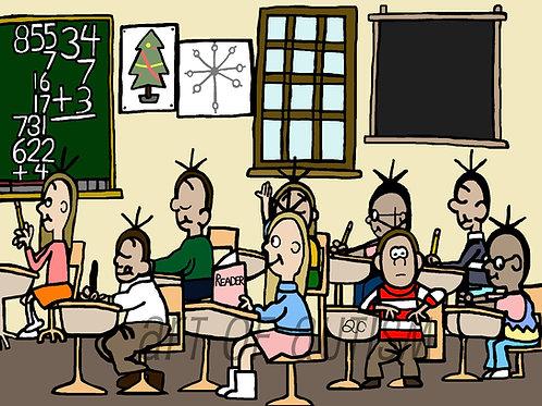 20-019 School Days