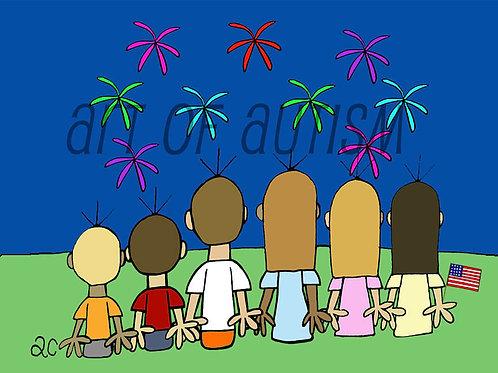 19-013 Fireworks