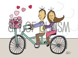 14-004 Bike Love