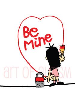 12-004_BeMinePaint watermark