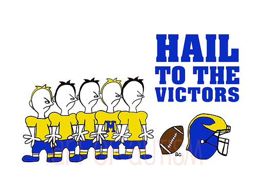 12-003 Hail to the Victors