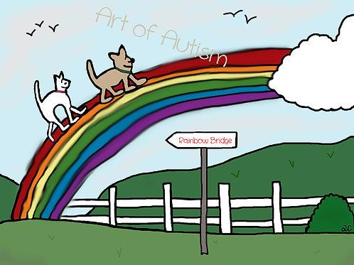 21-027  Rainbow Bridge