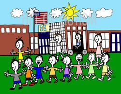 11-019 The Last Day of School