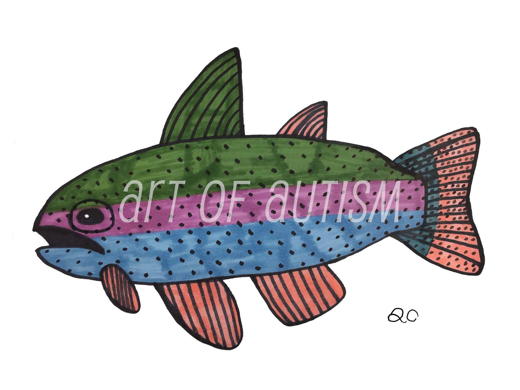 17-012 Trout