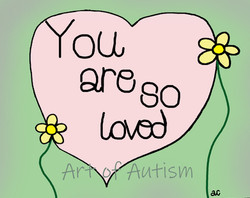 You are loved - web