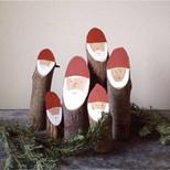 Santa Logs - 30% off