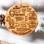 2020 Ornaments - 50% off