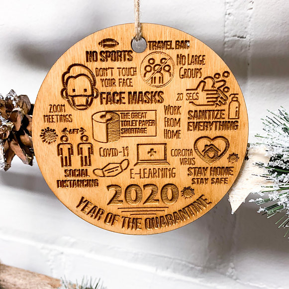 2020 Ornaments - 50% off