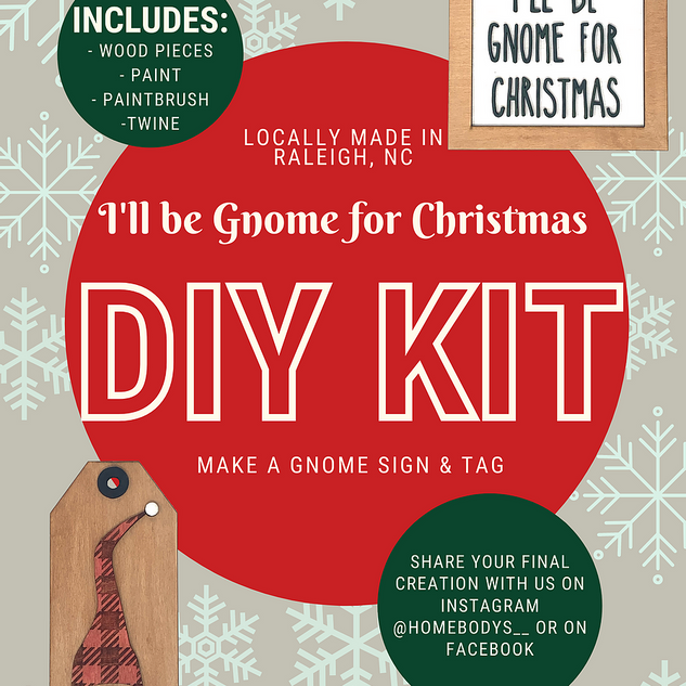 Christmas DIY Kits - 50% off