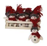 Snowmen Ornaments - 50% off