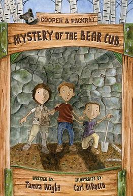 Mystery of the Bear Cub (PB)