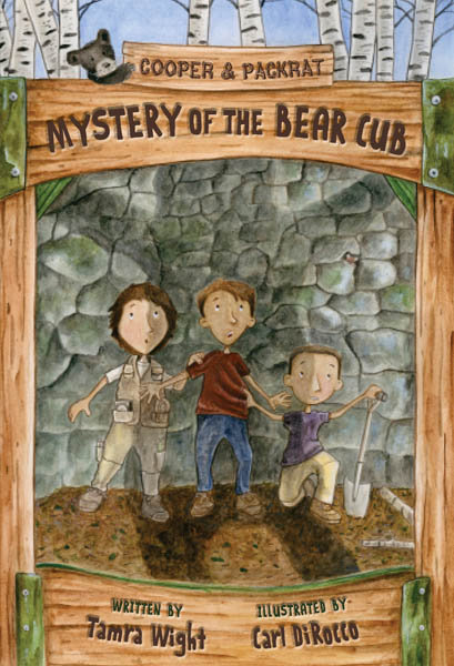 Mystery of the Bear Cub (HC)