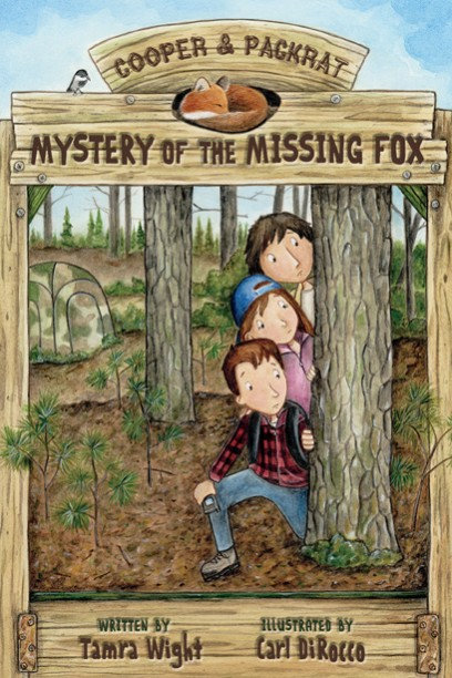 Mystery of the Missing Fox (HC)