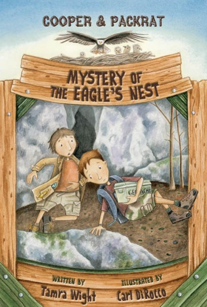 Mystery of the Eagle's Nest (HC)