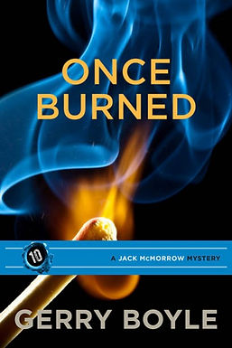 Once Burned (HC Signed Edition)