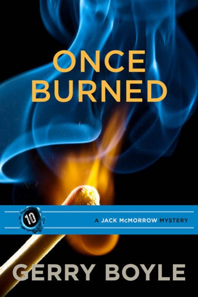 Once Burned HC (Signed Edition)