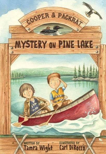 Mystery on Pine Lake (HC)
