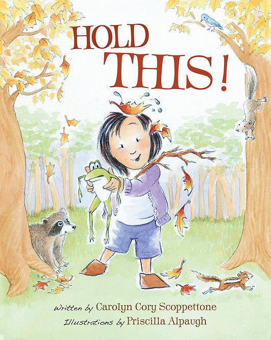 Hold This! (Signed Edition)