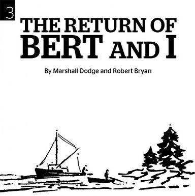 The Return of Bert and I (CD)