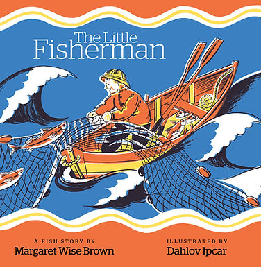 The Little Fisherman (Board Book)