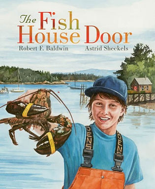 The Fish House Door (Signed Edition)