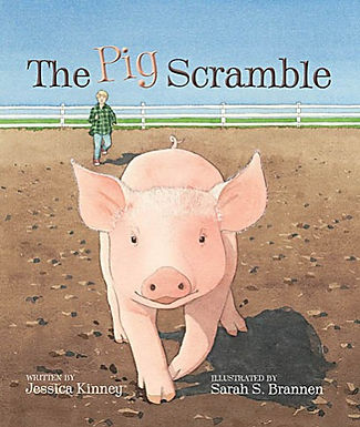 The Pig Scramble (Signed Edition)
