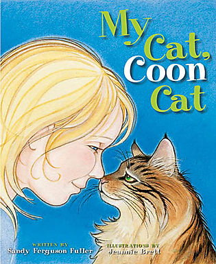 My Cat Coon Cat (HB Signed Edition)