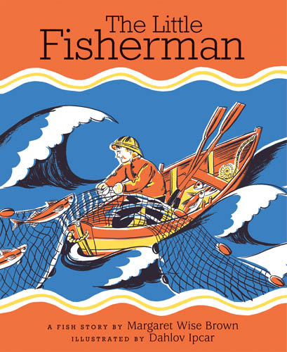 The Little Fisherman HC (Signed Edition)