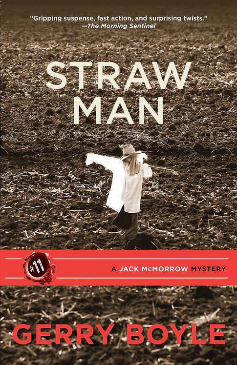 Straw Man HC (Signed Edition)