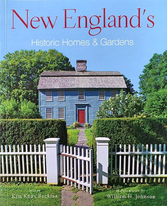 New England's Historic Homes & Gardens