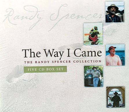 The Way I Came (CD)
