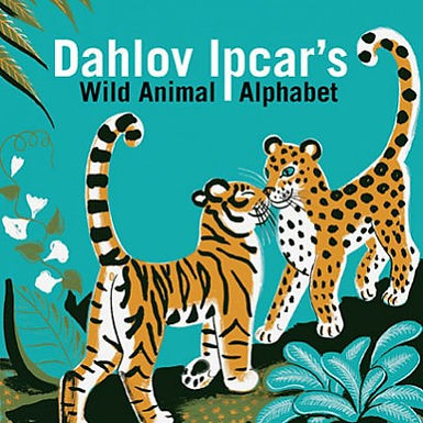 Wild Animal Alphabet (Signed Edition)