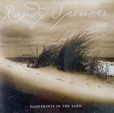 Footprints in the Sand (CD)