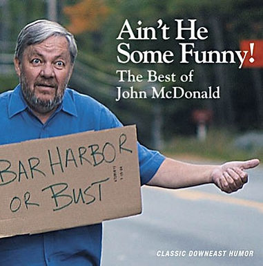 Ain't He Some Funny (CD)