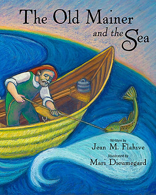 The Old Mainer & The Sea (Signed Edition)