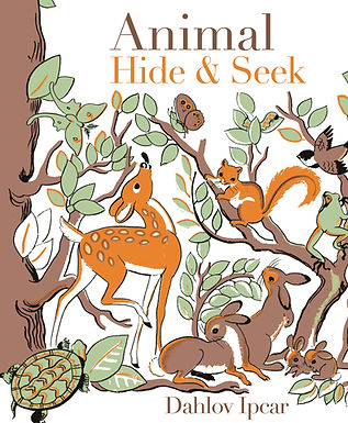 Animal Hide & Seek (Special Signed Edition)