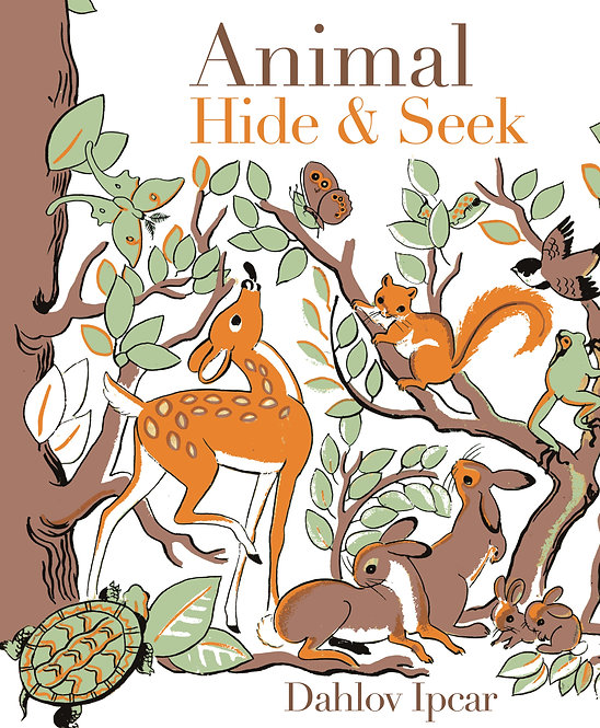 Animal Hide & Seek (Signed Edition)