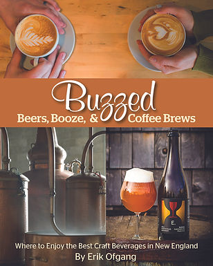 Buzzed: Beers, Booze, & Coffee Brews