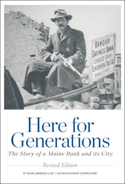 Here for Generations (Signed Edition)