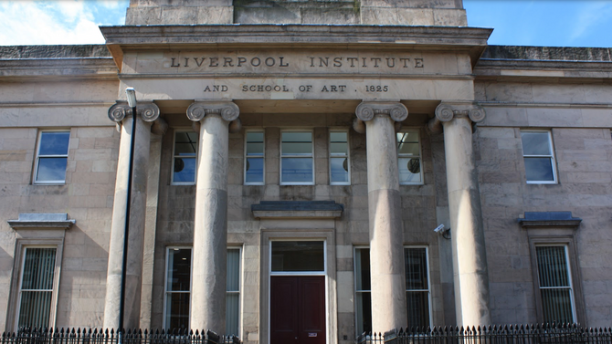 Interview: Liverpool Institute for Performing Arts