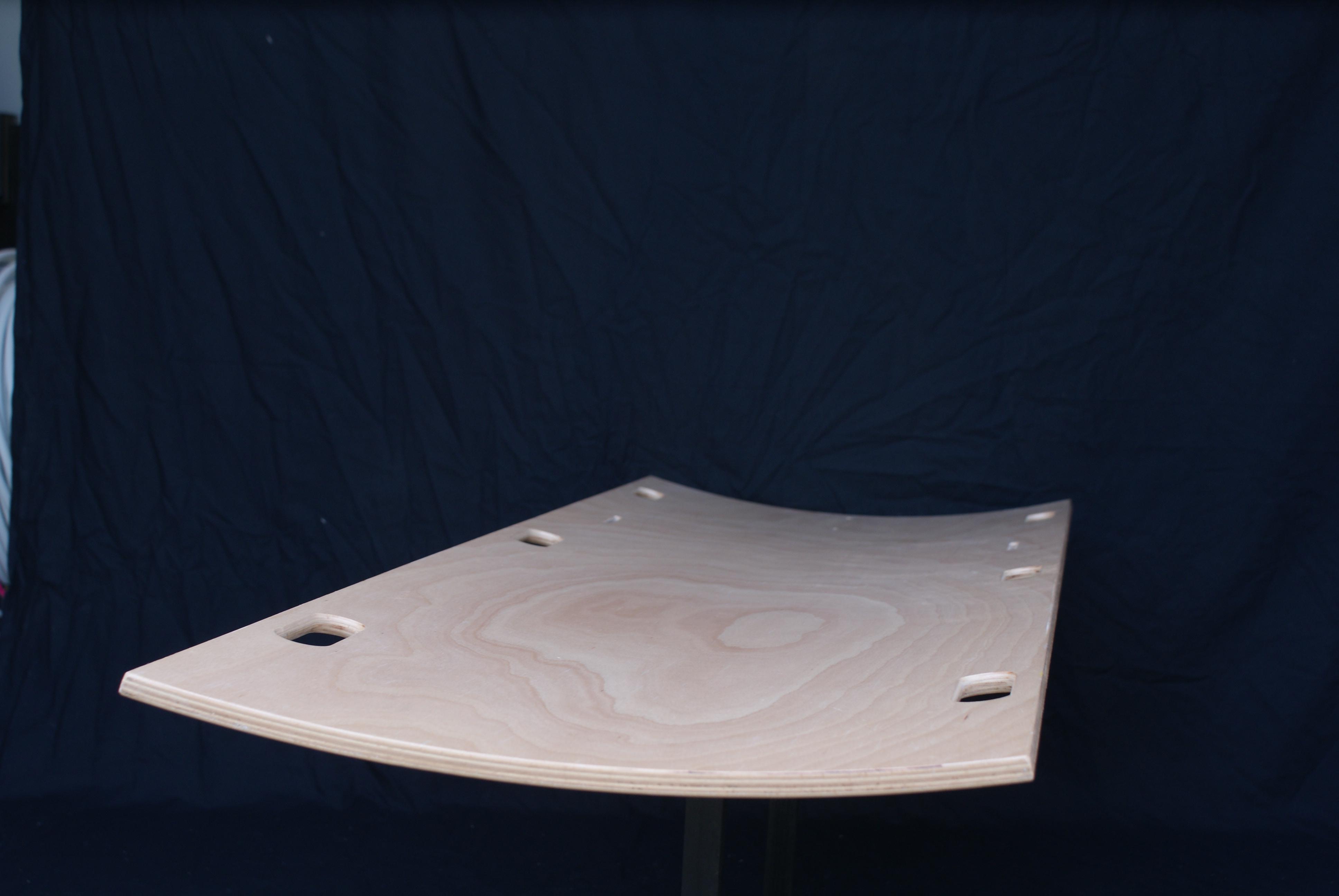 Baar aardeplank - LUX atelier