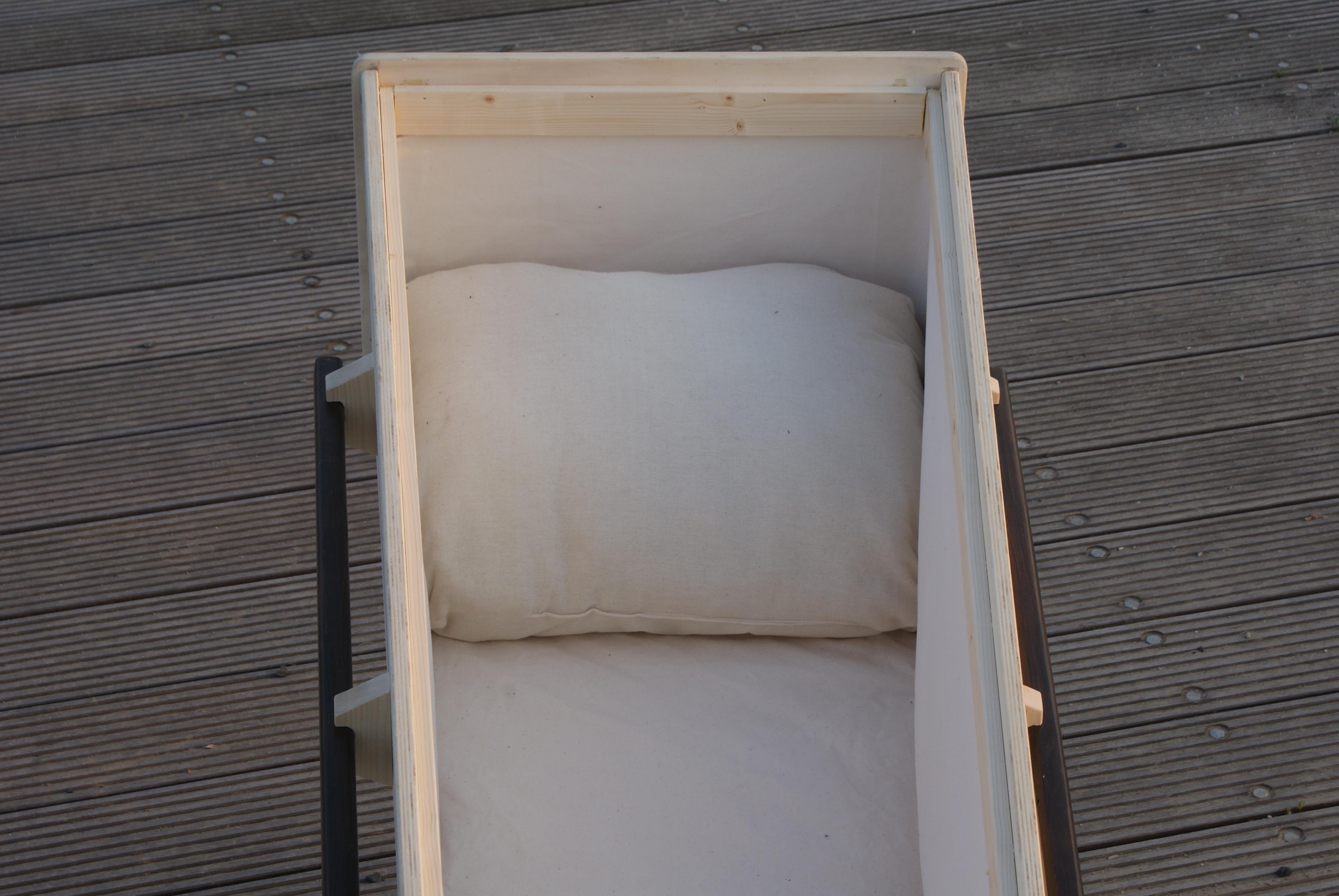 Kist eenvoud interieur - LUX atelier