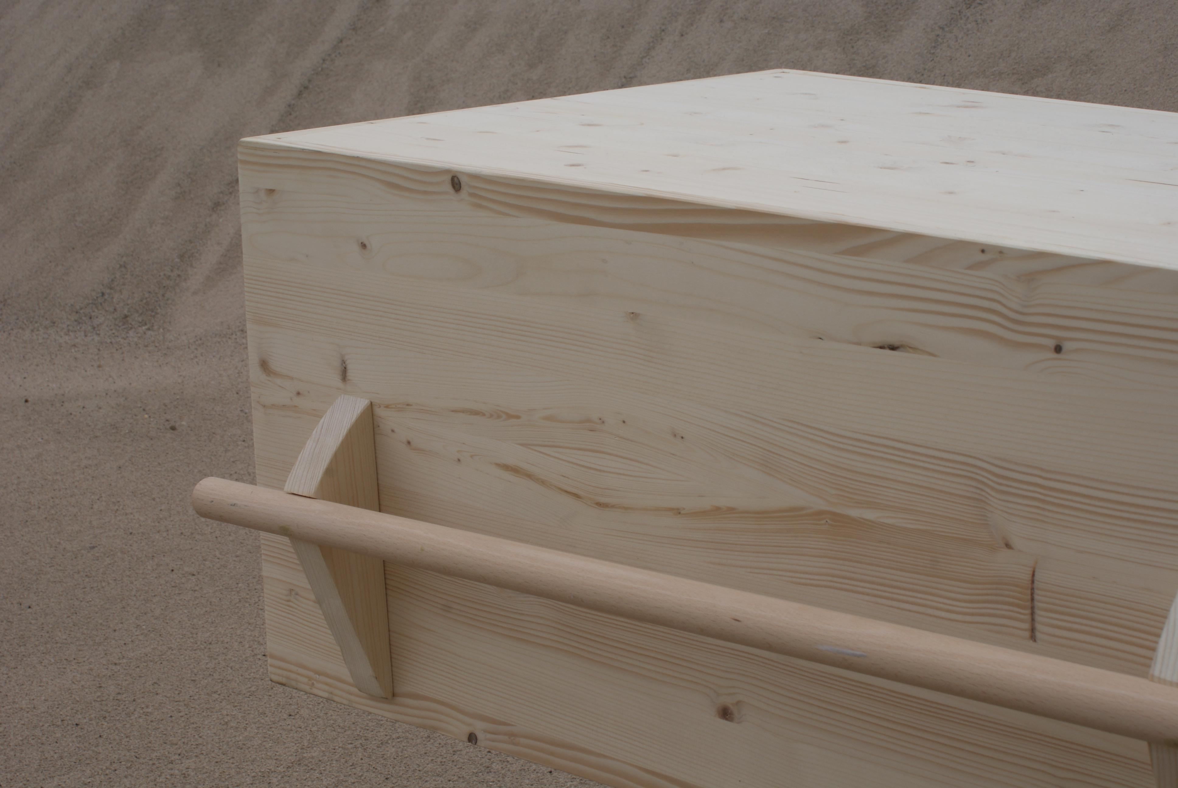 Kist stil detail handgreep - LUX atelier
