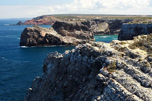 Cabo de S. Vicente, Sagres
