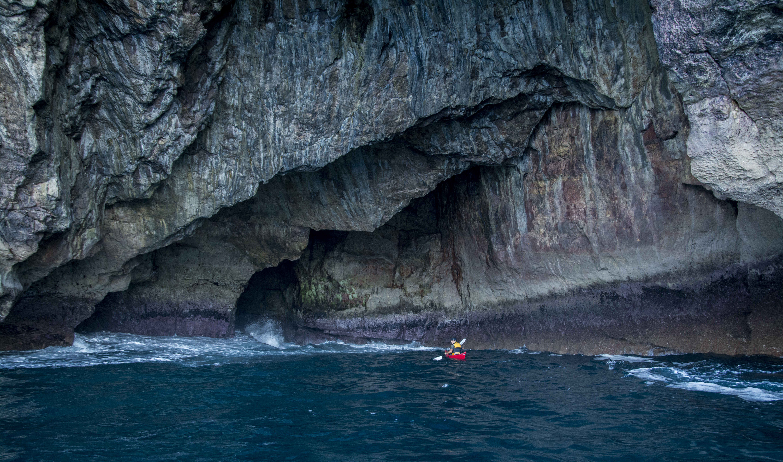 Cave tour Sagres