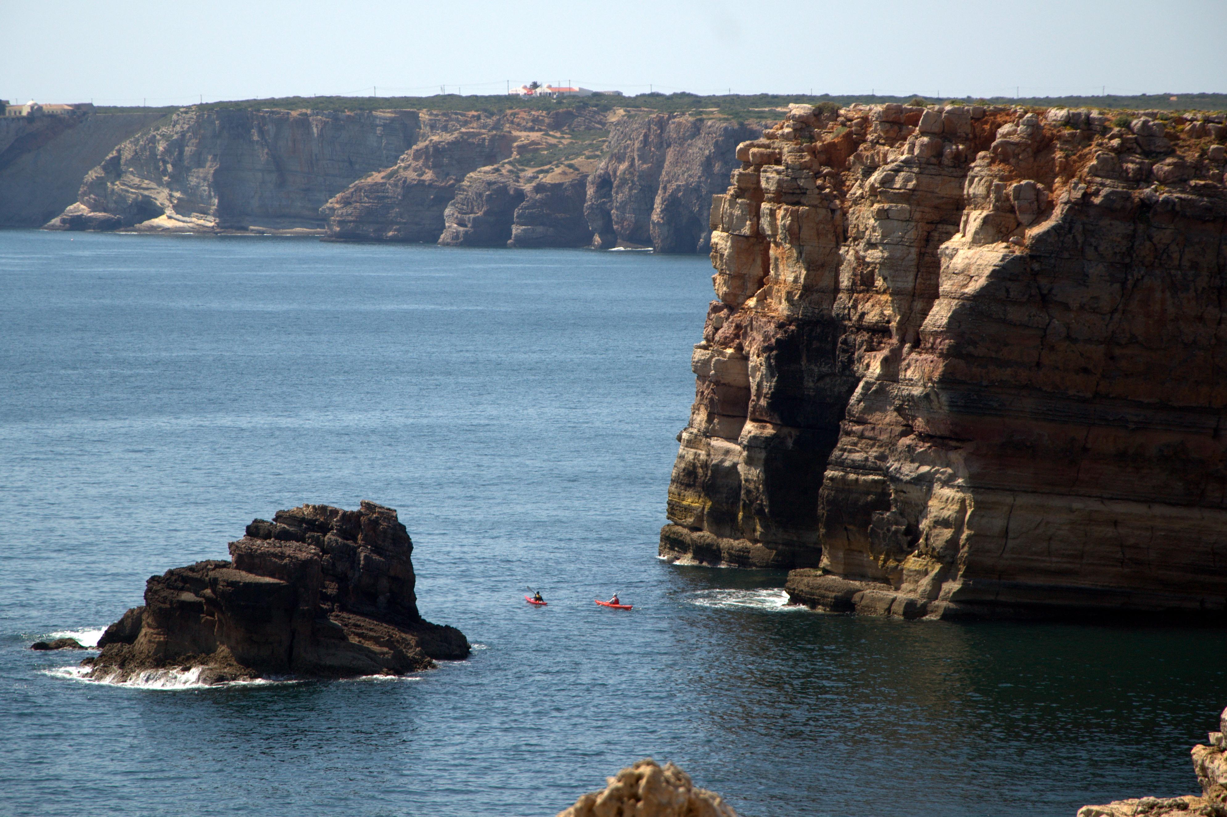 coastline Sagres