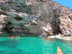 coastal & cave tour